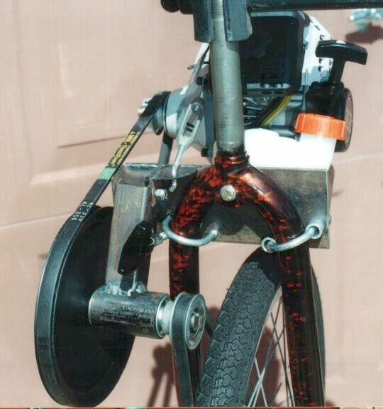 Как сделать мотор для велосипеда своими руками